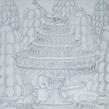 "dessin ""Gourmandise"" - 2015 - 21x29,7cm"