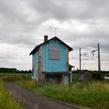 """""""Maison abandonnée, Version n°4"""" - 2017 (50 x 75 cm)"""