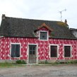 """""""Maison abandonnée, Version n°1"""" - 2013 (80 x 50 cm)"""
