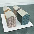 """""""51 x 30,5 x 51 Dan Graham"""" - 2013 (51 x 30,5 x 51 cm et 55,5 x 20,5 x 42 cm)"""